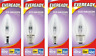 20 x Eveready ECO Halogen Energy Saving Candle Bulbs E14 B22 E27 B15 20w 33w 48w