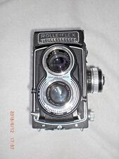 Rolleiflex T Zeiss Tessar 3,5/75 TLR Sammlerkamera-Spiegelreflex+Beli: Ikophat