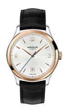 Montblanc Heritage Chronometrie Automatic 38mm 2-Tone watch ref 112521