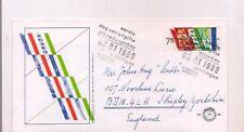 1989-Fdc-Finland-Groninge n.