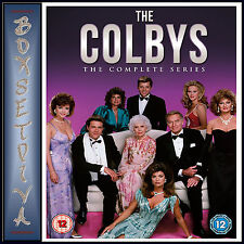 COLBYS The Complete Series - DVD Region 2