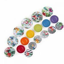 Excelsa Tropical Chic Servizio Tavola Set di 18 - Multicolore (61631)