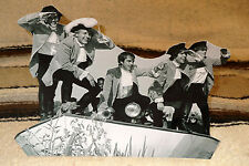 "Paul Revere and The Raiders Rock Group Tabletop Standee 9 1/2"" Long"