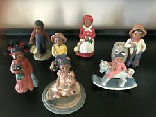 Martha Holcombe All God's Children 7 piece Set - Great Condition