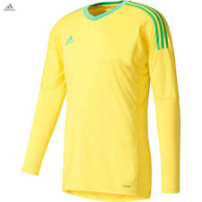 Camiseta de fútbol de clubes españoles amarillo