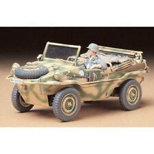 35224 Tamiya German Schwimmwagen Type 166 1/35th Plastic Kit 1/35 Military Jeep