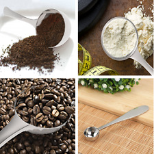 New Kitchen Stainless Steel Measuring Spoon Tea Baking Sugar Coffee Scoop 10ML