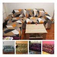 L Shape Armchair Elastic Sofa Cover Stretch Slipcovers For Living Room Decor