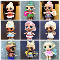 Lol Surprise Doll Winter Disco Serie Glitter Globe Sleigh Babe Tinsel  Xmas Gift