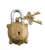 Lucchetto Tibetano Tartaruga Con Mantra Buddista Om Mani Padme Hum 4562 Ms