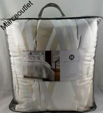Hotel Collection Lateral KING Comforter Natural