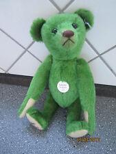 Steiff 408540 Teddybär 35cm 1908 grün mit Brummstimme Limitiert  ST542