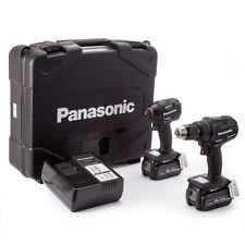 Panasonic EYC217LJ2G31 18V Combi Drill And Impact Driver Kit