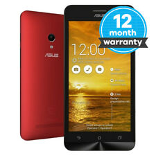 ASUS ZenFone 5 - 8GB - Cherry Red (O2) Smartphone Very Good Condition