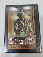 EL GRAN DUELO JOHNNY CASH KIRK DOUGLAS DVD SLIM ESPAÑOL ENGLISH NEW NUEVA