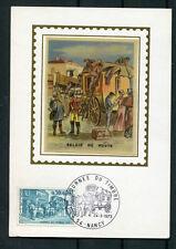 FRANCE 1973 CM 1° jour Journée du Timbre, timbre 1749