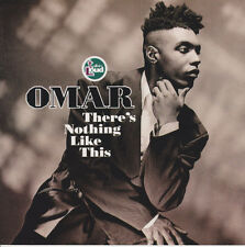 CD OMAR - THERE'S NOTHING LIKE THIS (GER 1991)