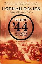 NEW Rising '44: The Battle for Warsaw by Norman Davies