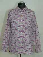 WOMENS JOULES SHIRT COTTON SIZE UK10-12 ( LABEL 12) EXCL