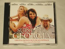 SURVIVING GEORGIA - CD - SOUNDTRACK - HOLLY VALANCE - PIA MIRANDA