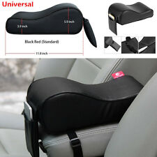 New Auto Seat Side Armrest Pad Cover Central Console Increased+Phone Storage Box