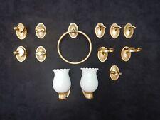 Sets d\'accessoires en laiton pour la salle de bain | Achetez ...