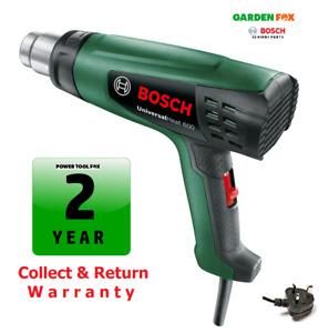 New Bosch UniversalHEAT 600 Hot Air Gun 06032A6170 3165140887953