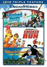 Flushed Away / Chicken Run / Wal