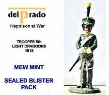 British 1751-1815 1:32 Del Prado Toy Soldiers