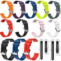 20mm Silikon Armband Uhrenarmband für Garmin Forerunner 245/245M/645/645 MUSIC