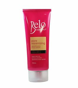 Belo Essentials Pore Minimizing Face Wash for Oily Skin 100 ml