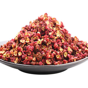 Sichuan Chinese Dried Pepper Cooking Ingredient Prickly Ash Seasoning 四川花椒麻辣