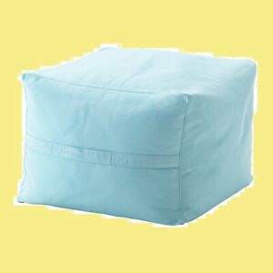 IKEA Jordbro COVER ONLY Edum Turquoise/Light Blue for Cube Seating Slipcover NEW