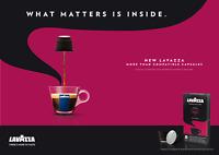 100 x LAVAZZA - Nespresso Compatible Capsules - ESPRESSO DECISO - Intensity 10