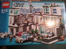 LEGO CITY 7744 Stazione di Polizia NUOVI/SIGILLATI FUORI PRODUZIONE Big Set Nuovo