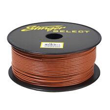 Stinger SSPW18OR Orange 18Ga Primary Wire Cable 1000