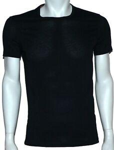 Mens  Paul Smith Black T-Shirt/Top, Size Medium (Underwear range)