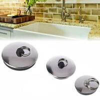 Chrome Plate Kitchen /& Bathroom Sink Faucet Hole Cover Deck Plate Trendy B9R8