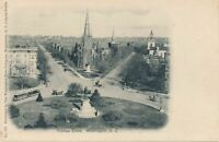 WASHINGTON DC - Thomas Circle - udb (pre 1908)
