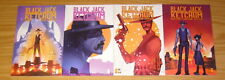 Black Jack Ketchum #1-4 VF/NM complete series - brian schirmer - western