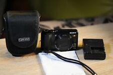 Sony Cybershot DSC-HX30v Camera+ BAG+ 16GB MEMORY CARD, BOXED