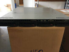 1U Supermicro E3-1270v.6  3.8GHz / X11SSL-F / 32GB RAM / Dual LAN / 500GB EVO