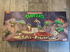NECA TMNT Turtles In Disguise Figure 4 Pack Set TARGET Exclusive IN HAND ? NEW ?