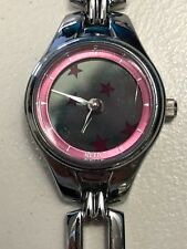 Working Ladies Silver Relic Analog and Digital Watch CA