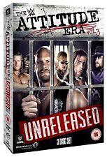 WWE Attitude Era Vol. 3 - Unreleased [3 DVDs] *NEU* DVD DX Austin 3:16 McMahon