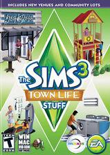 Los Sims 3: Town Stuff Life (PC/Mac, región libre) Origin clave de descarga