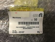 Applied Materials: PCB Assy  Convectron Gage Interconnect P/N 0100-20197 Qty=1