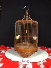 Asian Bamboo Bird Cage Ka-02