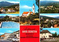Luftkurort Bayer. Eisenstein , Ansichtskarte