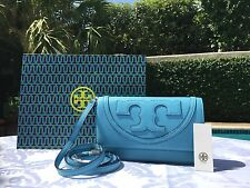 TORY BURCH ALL-T SMALL COMBO CROSS-BODY JUNIPER BERRY NWT $225+GIFT BAG SOLD OUT